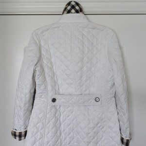 Auth. NWT Women's Burberry Brit Copford Jacket - S